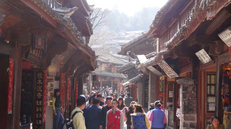 Lijiang's Street