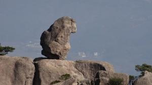 Monkey Peak (although not worth it)